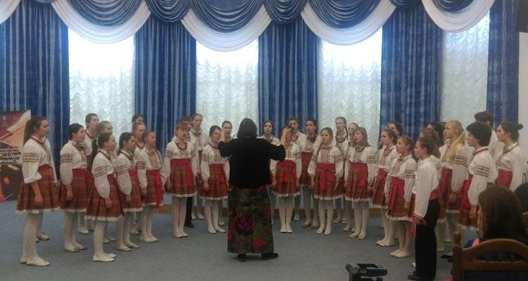 Образцовый детский хор «Gloria» (Житомир)