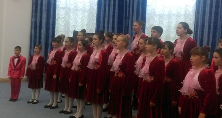 Образцовый хор «Фантазия» (Берислав)