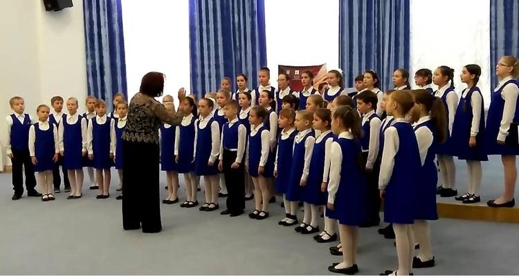 Детский хор «Пектораль» (Киев)