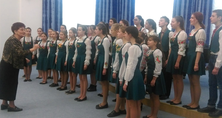 Образцовый хор «Унисон» (Ровно)