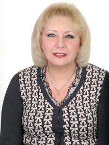 Валентина Зухина